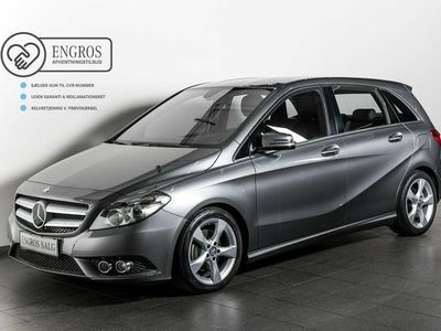 gebraucht Mercedes B200 1,8 CDi aut. BE