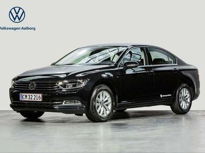 brugt VW Passat 1,6 TDi 120 Comfortl. DSG