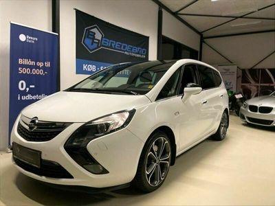brugt Opel Zafira Tourer CDTi 165 Cosmo eco