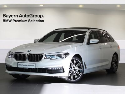 used BMW 530 d 3,0 Touring aut.