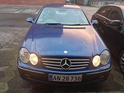 brugt Mercedes CLK320 3,2 Avantgarde Aut.