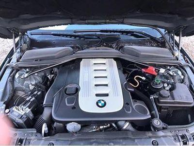brugt BMW 525 525 3,0 D Lci 2008 3,0