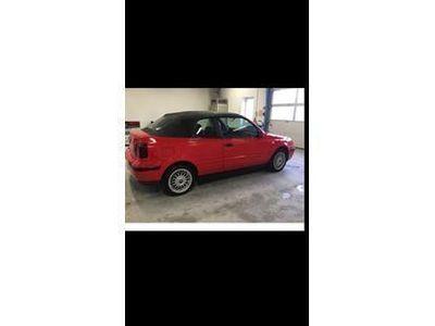 brugt VW Golf Cabriolet IV 1,6