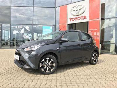 gebraucht Toyota Aygo 1,0 VVT-I X-plore DAB+ 72HK 5d