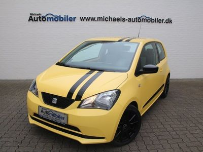 brugt Seat Mii · 1,0 60 Style eco · 3 d¸rs