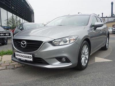 brugt Mazda 6 2,0 Skyactiv-G Vision 165HK Stc 6g