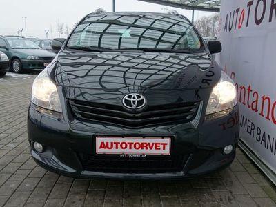 brugt Toyota Verso 2,2 D-4D DPF T3 7 Personers 150HK