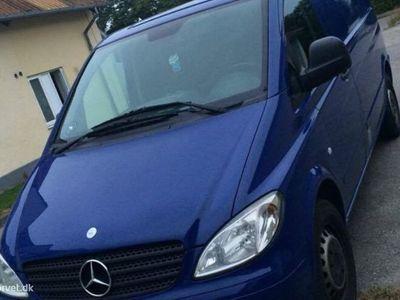 brugt Mercedes Vito 111 Kort 2,0 CDI 109HK Van 6g
