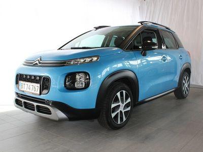 brugt Citroën C3 Aircross 1,6 BlueHDi 100 Aspire+