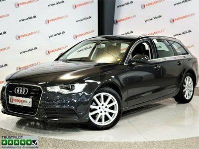 brugt Audi A6 3,0 TDi 204 Avant quattro S-tr.