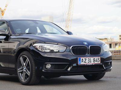 brugt BMW 118 d 5-dørs, 2,0 Diesel