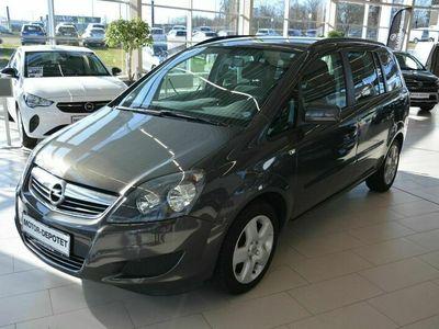 brugt Opel Zafira 1,8 16V 140 Classic 7prs