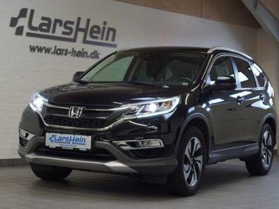 brugt Honda CR-V i-DTEC Elegance aut. 4WD