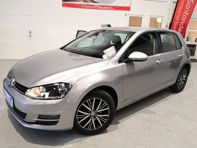 brugt VW Golf 1,4 TSI BMT Allstar DSG 125HK 5d 7g Aut.