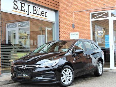 brugt Opel Astra Sports Tourer 1,6 CDTI Enjoy 136HK Stc 6g Aut. A