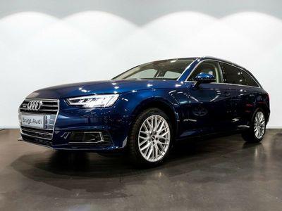 brugt Audi A4 3,0 TDi 272 Sport Avant quat. Tipt
