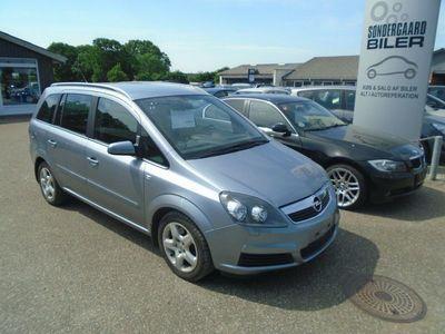 brugt Opel Zafira 1,9 CDTi 150 aut. Flexivan