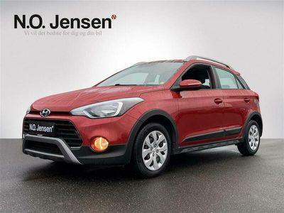 brugt Hyundai i20 Active Cross 1,4 CRDi Life Plus ISG 90HK Stc