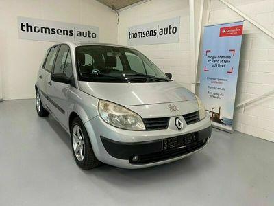 brugt Renault Scénic II 1,9 dCi 120 Van