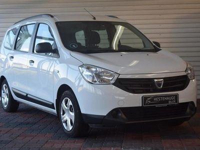 brugt Dacia Lodgy 7 Sæder 1,6 16V Ambiance 82HK
