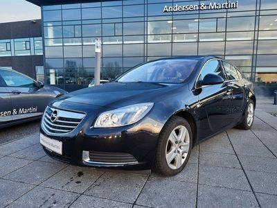 brugt Opel Insignia 1,8 Cosmo 140HK 5d 6g