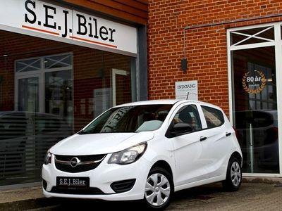 brugt Opel Karl 1,0 Essentia 75HK 5d