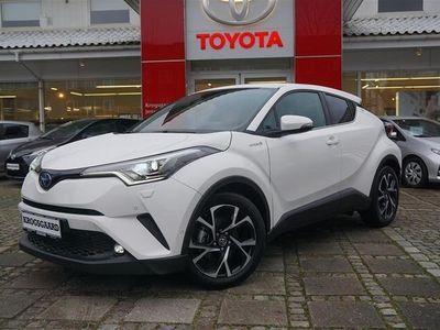 brugt Toyota C-HR 1,8 B/EL Premium Selected Multidrive S 122HK 5d Au