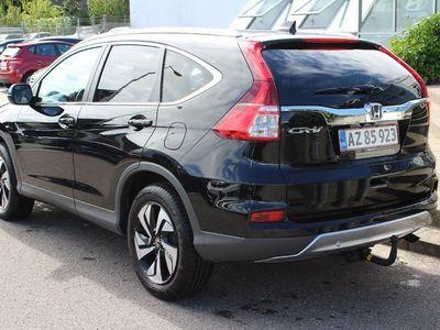 brugt Honda CR-V i-DTEC Executive aut. 4WD
