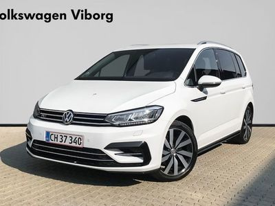 brugt VW Touran 1,5 TSi 150 R-line DSG 7prs