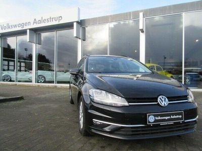 brugt VW Golf VII 1,6 TDi 115 Comfortl. Variant