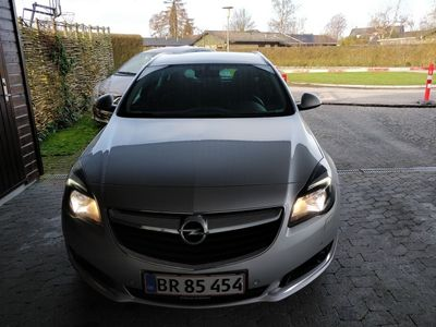 brugt Opel Insignia 1.4 140 HK Edition