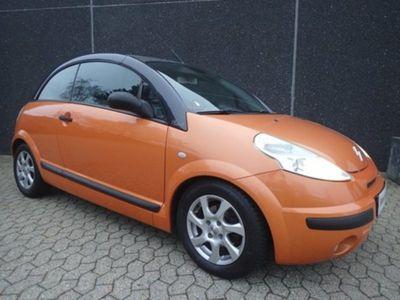 brugt Citroën C3 Pluriel 1,6 16V Sensodrive