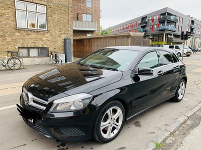 brugt Mercedes A200 BE