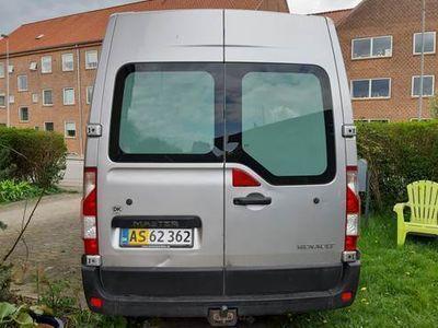 brugt Renault Master 2,3 2,3 dCi 125 L3 Ladvogn 2d