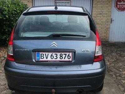 gebraucht Citroën C3 1,4 HDI aut. 70HK 5d