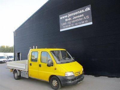 brugt Citroën Jumper HDi 130 130HK DobKab 2007