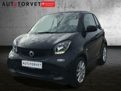 brugt Smart ForTwo Coupé