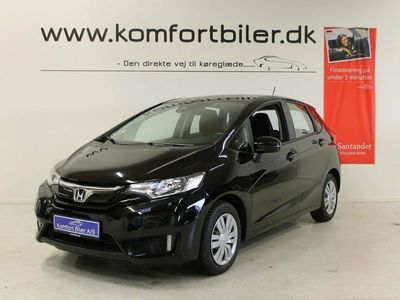 begagnad Honda Jazz 1,3 i-VTEC Trend CVT
