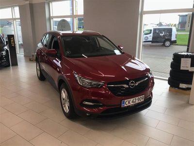 brugt Opel Grandland X 1,2 T Exclusive Start/Stop 130HK 5d 6g