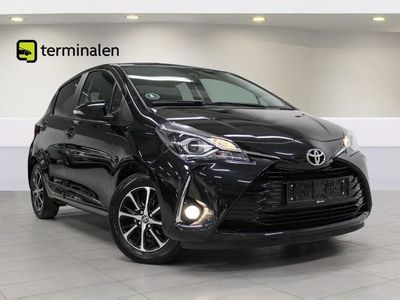 brugt Toyota Yaris 1,5 VVT-iE T3 Smart