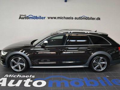 used Audi A6 Allroad 3,0 TDi 204 quattro S-tr. Van