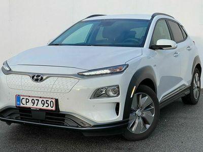 brugt Hyundai Kona el EL Advanced 204HK 5d Aut.