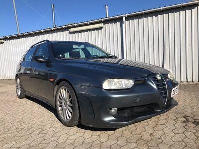 usata Alfa Romeo 156 Sportwagon 2,5 V6 24V Berlina 192HK Stc 6g