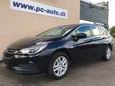 käytetty Opel Astra 6 CDTi 136 Enjoy ST aut.