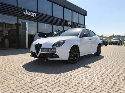 brugt Alfa Romeo Giulietta 1,6 JTDM Super+ TCT 120HK 5d 6g Aut.