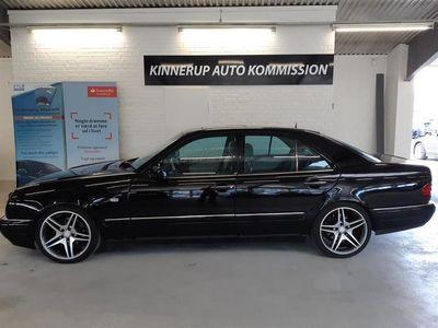 brugt Mercedes E300 3,0 Turbodiesel 177HK Aut.