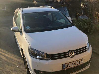 brugt VW Touran 1,6 TDI Comfortline DSG