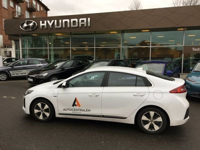 brugt Hyundai Ioniq 1,6 GDi PHEV Premium DCT