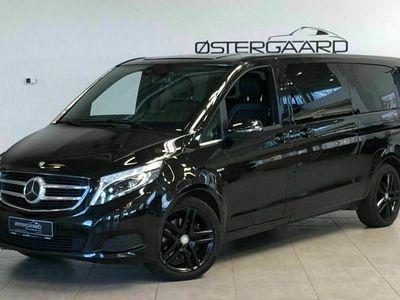 brugt Mercedes V250 d 2,2 Avantgarde aut. ekstra lang