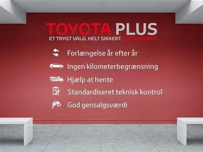 brugt Toyota C-HR 1.8 Hybrid (122 hk) aut. gear C-LUB Premium
